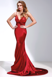 red-lace-long-evening-gown-with-fishtail-skirt-vestido-de-fiesta-1