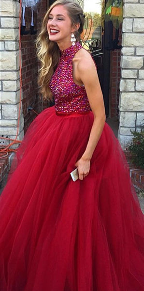 rhinestones-bodice-sleeveless-red-formal-prom-gown-with-tulle-skirt-2
