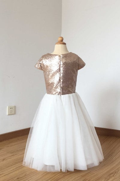rose-gold-sequin-flower-girl-dress-with-tulle-skirt-1