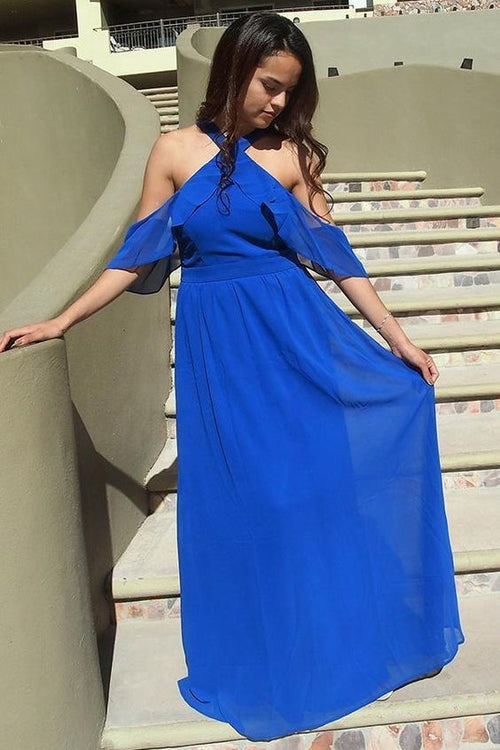 royal-blue-plus-size-bridesmaid-gown-with-flounced-off-the-shoulder