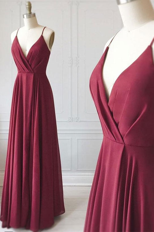 ruched-chiffon-long-bridesmaid-gown-for-adults