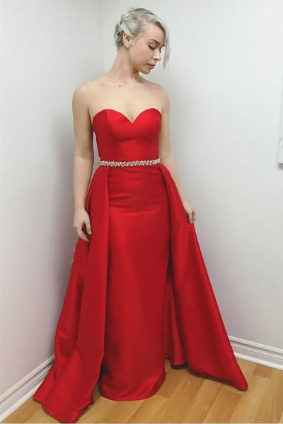 satin-over-skirt-red-prom-long-dresses-with-rhinestones-belt