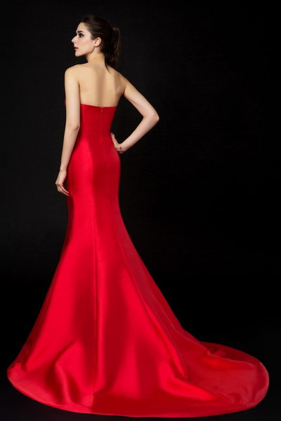 satin-strapless-red-evening-gown-mermaid-style-1