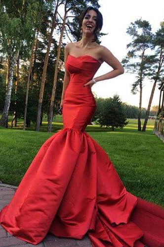 Halter Burnt Orange Long Prom Dress with Flounced Trim