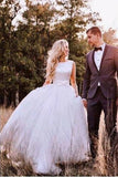 satin-tulle-sleeveless-rustic-wedding-dresses-with-bow-sash