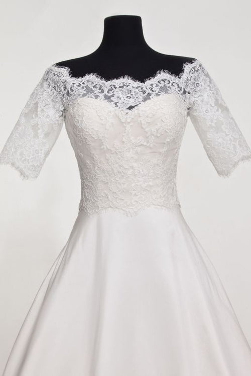 scalloped-eyelash-lace-wedding-topper-bridal-jacket-with-sleeves