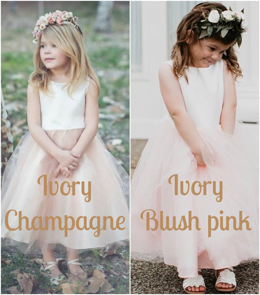 scoop-neck-ivory-champagne-flower-girl-dress-with-tulle-skirt-3