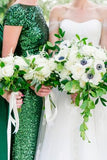 sequin-emerald-green-wedding-party-dresses-with-short-sleeves-3