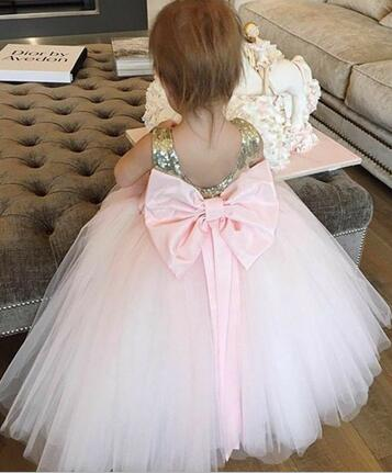 sequin-tulle-flower-girls-dress-ball-gown-with-bow-belt-1