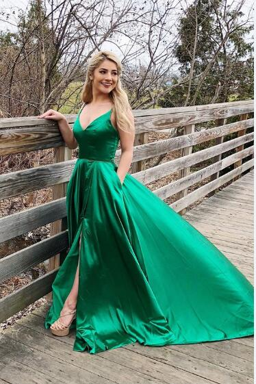 sexy-open-back-green-prom-party-dress-with-slit-side