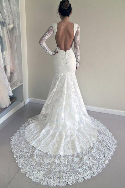sheer-long-sleeves-lace-wedding-dresses-backless-1