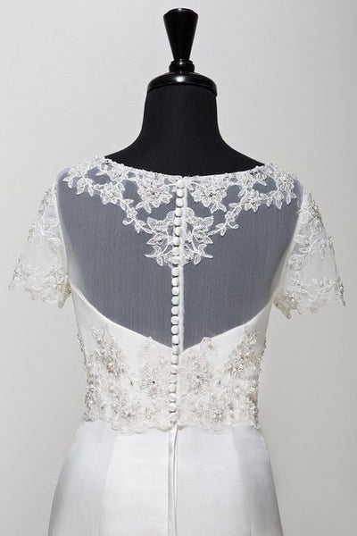 short-sleeves-bridal-wedding-jackets-bolero-with-beaded-lace-1