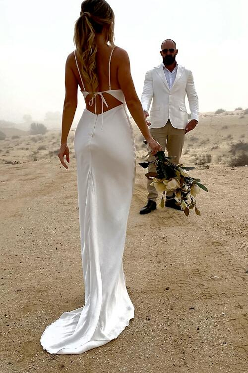 simple-sheath-white-wedding-dresses-with-thin-straps-1