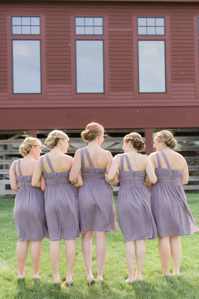 single-shoulder-purple-chiffon-short-bridesmaid-dress-under-100-1
