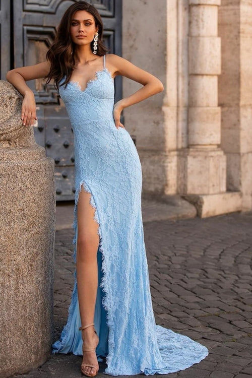 sky-blue-lace-prom-dresses-with-slit-dance-gown-vestido-de-renda