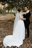 sleeveless-satin-simple-wedding-dresses-with-divided-skirt-1
