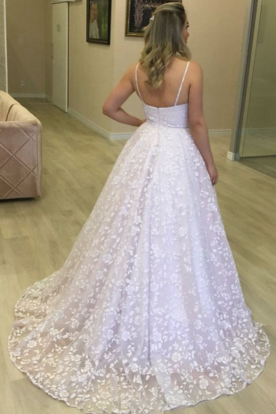 spaghetti-straps-2020-wedding-dresses-lace-open-back-vestido-de-novia-1