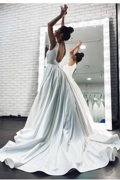 square-neck-satin-bridal-dress-with-wide-waistband-1