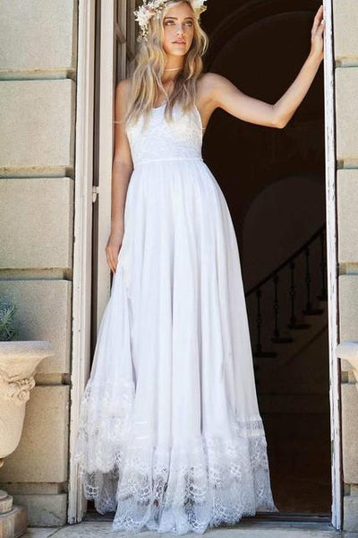 strappy-summer-bride-wedding-gown-with-lace-hem-1