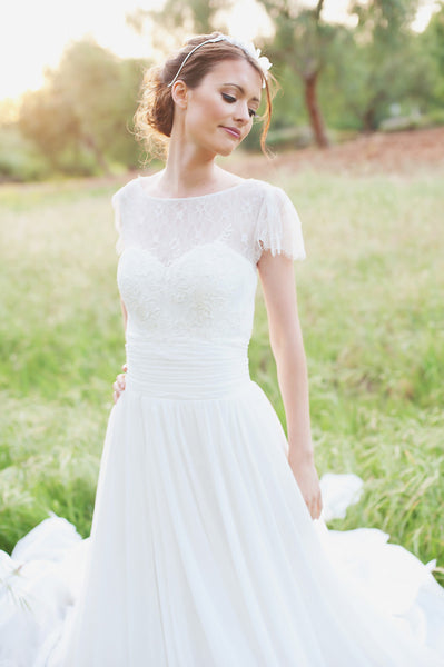 sweet-lace-chiffon-wedding-dresses-with-sleeves-4