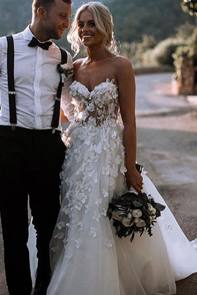 sweetheart-3d-floral-wedding-dress-gown-with-tulle-skirt-2