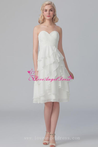 sweetheart-chiffon-knee-length-bridesmaid-dress-with-ruffles