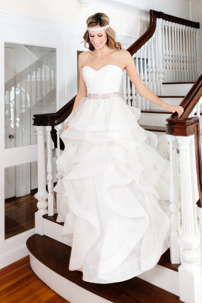 sweetheart-ruffles-organza-princess-wedding-dress-ball-gown