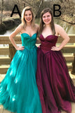 sweetheart-satin-backless-prom-ball-gown-dresses-with-tulle-skirt