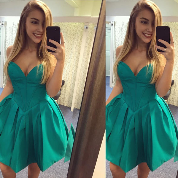 sweetheart-satin-hunter-green-homecoming-party-gown-backless-1
