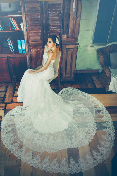 three-layers-lace-wedding-dress-with-sweetheart-bodice