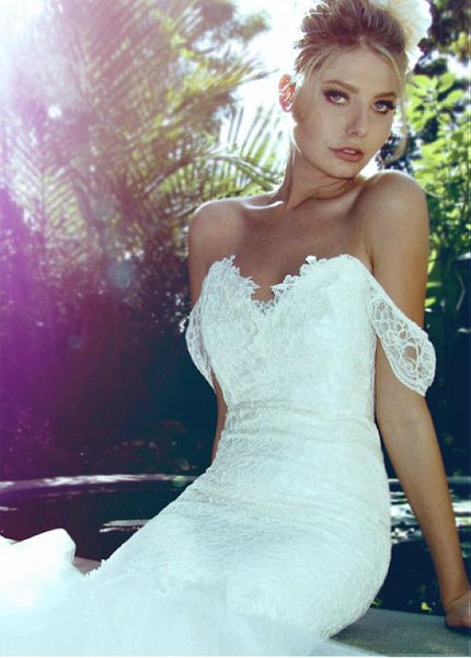 c052d7fbbce Pictures Of Mermaid Style Wedding Dresses