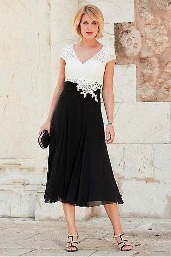 v-neck-chiffon-mother-of-the-bride-lace-dress-with-cap-sleeves-1