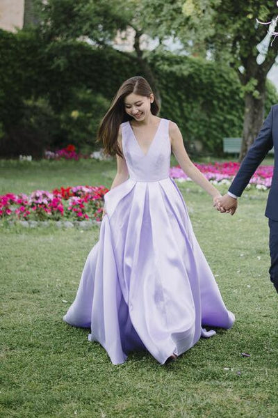 v-neck-lavender-satin-long-prom-dresses-for-ballroom-vestido-de-baile