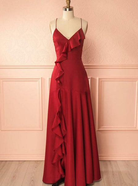 v-neckline-flounced-red-prom-dress-with-thin-straps-2