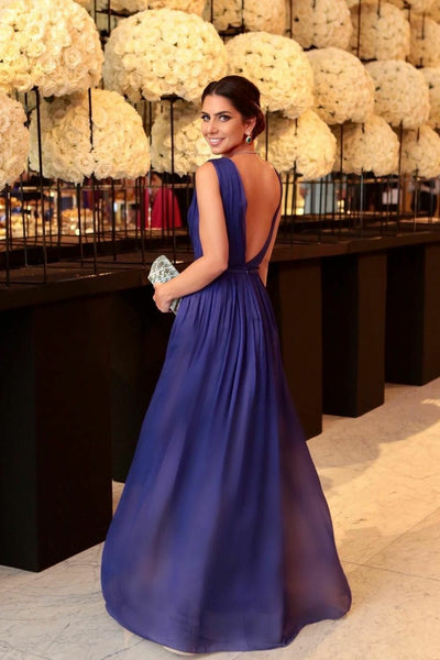 v-neckline-purple-evening-dress-formal-long-party-gown-1
