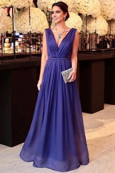 v-neckline-purple-evening-dress-formal-long-party-gown