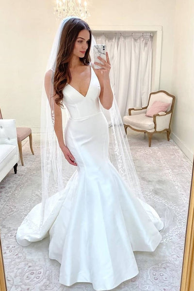 v-neckline-satin-mermaid-dress-for-bride-2020-vestido-de-novia