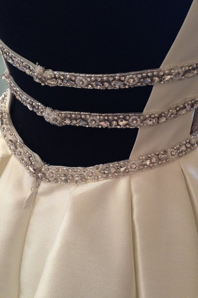 v-neckline-satin-wedding-gowns-with-beading-belt-1