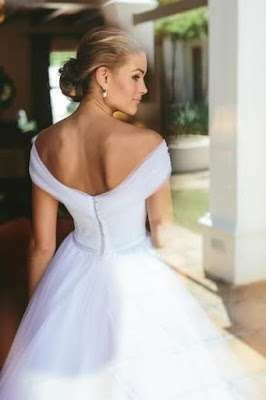 white-tulle-a-line-wedding-dresses-off-the-shoulder-2