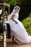 white-tulle-a-line-wedding-dresses-off-the-shoulder-3