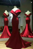 wine-red-mermaid-evening-gown-with-wide-off-the-shoulder