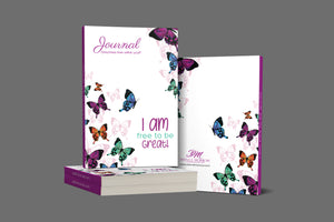 I Am Butterflies Journal