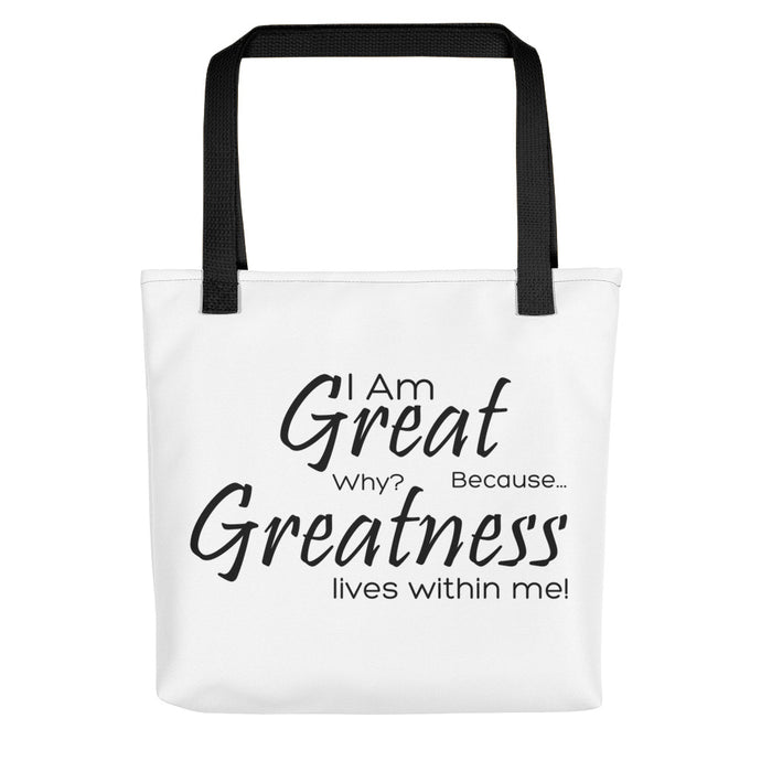 Greatness - Tote bag