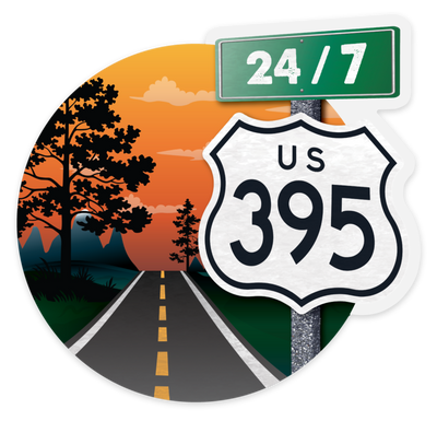 395  24/7 Outdoor Decal