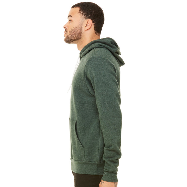 Earth Day Every Day Bear Paw Pullover Hoodie