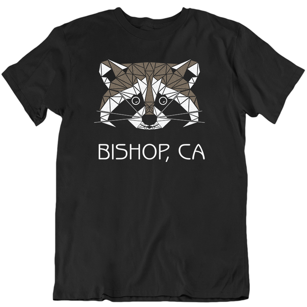 Bishop Geo Raccoon Unisex T-Shirt