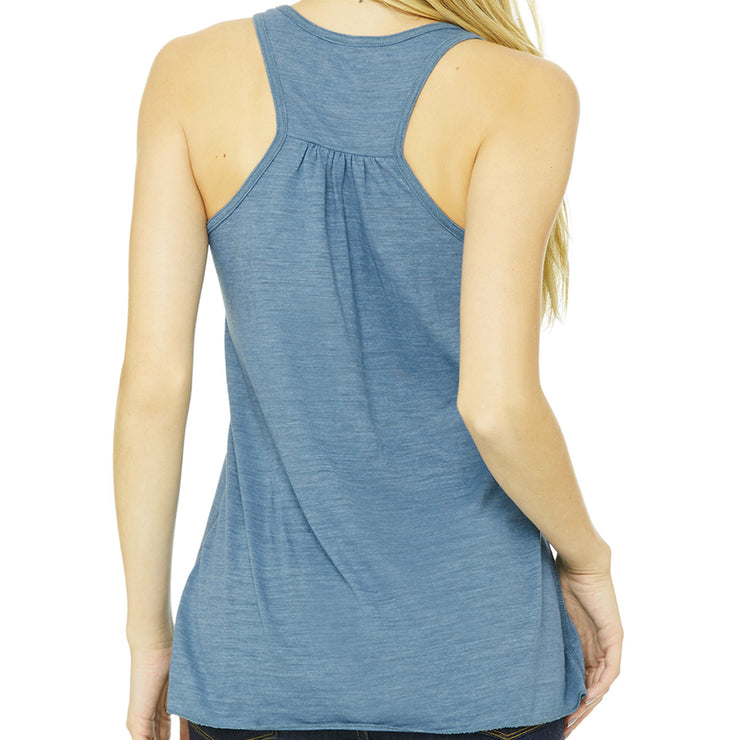 Get Deerty Fly Fisher Ladies Tank Top