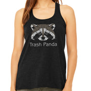 Trash Panda Ladies Tank