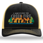 Creek Fire Fundraiser - Embroidered Hat