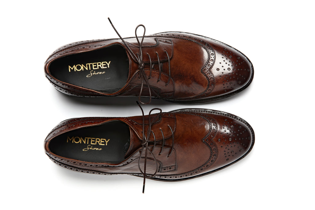 MONTEREY SHOES - Pete Sorensen